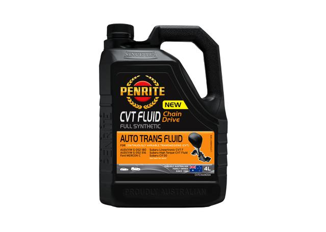 Penrite CVT Full Synthetic Chain Fluid 4L