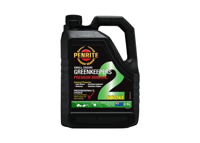 Penrite Greenkeepers 2 Stroke Oil Oil 2.5L Sparesbox - Image 1