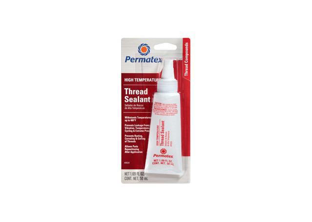 Permatex High Temperature Thread Sealant 50ML Sparesbox - Image 1
