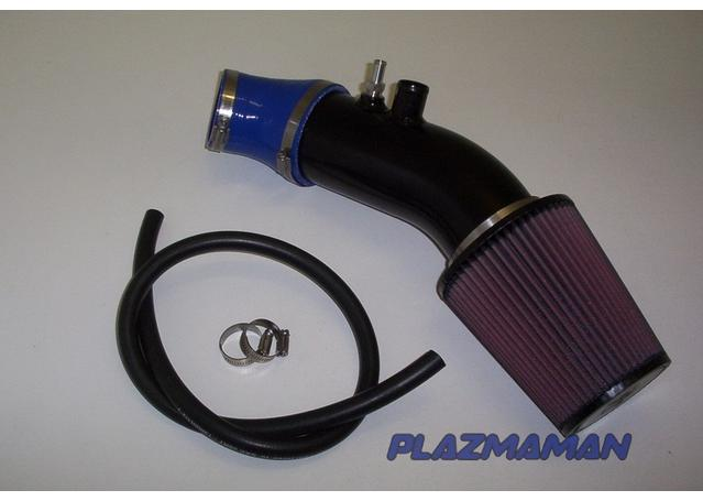 Plazmaman 4 inch Air Intake Pipe Kit No Airbox Included Raw Fits BA BF XR6  Turbo