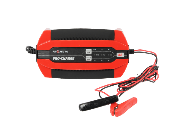 PROJECTA Pro-Charge Car Battery Charger PC800 Sparesbox - Image 1