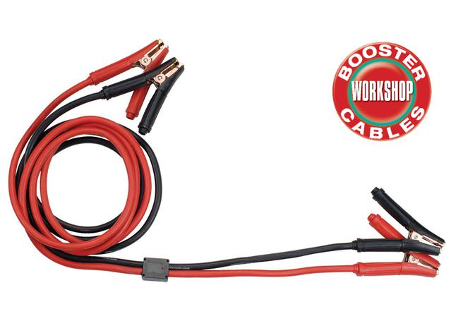 PROJECTA 750A Workshop Booster Cables SB750SP | Sparesbox | Sparesbox