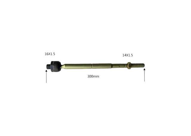 Protex Rack End fits Ford Explorer. Kia Mentor RE1057 Sparesbox - Image 1