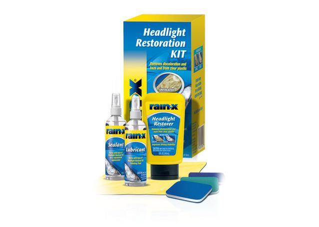 Rain-X Headlight Restoration Kit - 800001809 Sparesbox - Image 1