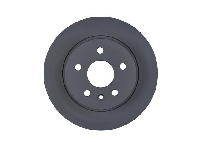 RDA Standard Replacment Brake Rotor Pair RDA8040 309189