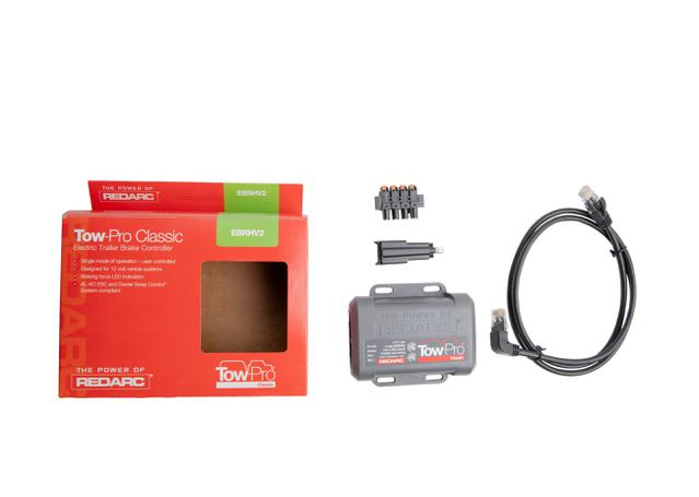REDARC Tow-Pro Classic Brake Controller EBRHV2 Sparesbox - Image 2