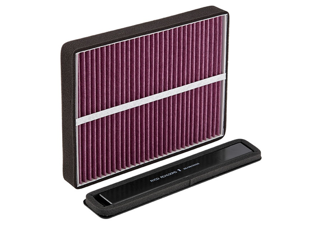 Ryco Cabin Air Filter Microshield RCA100MS Sparesbox - Image 1
