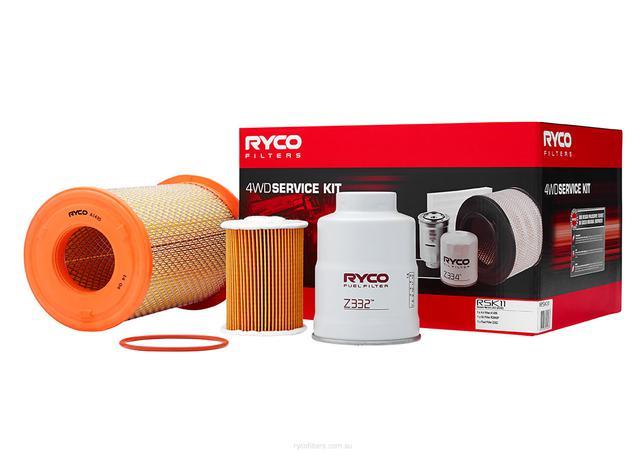 Ryco Filter Service Kit 4x4 RSK11 Sparesbox - Image 1