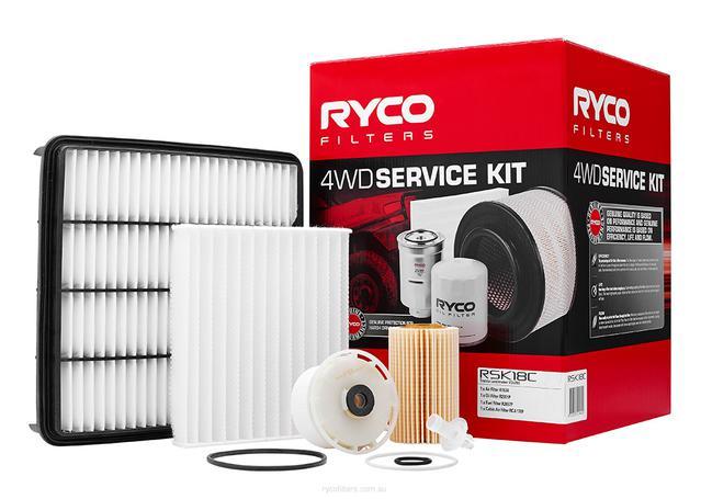 Ryco Filter Service Kit 4x4 RSK18C Sparesbox - Image 1