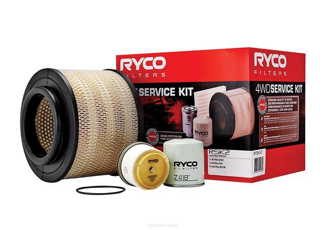 Ryco Filter Service Kit 4x4 RSK2 Sparesbox - Image 1