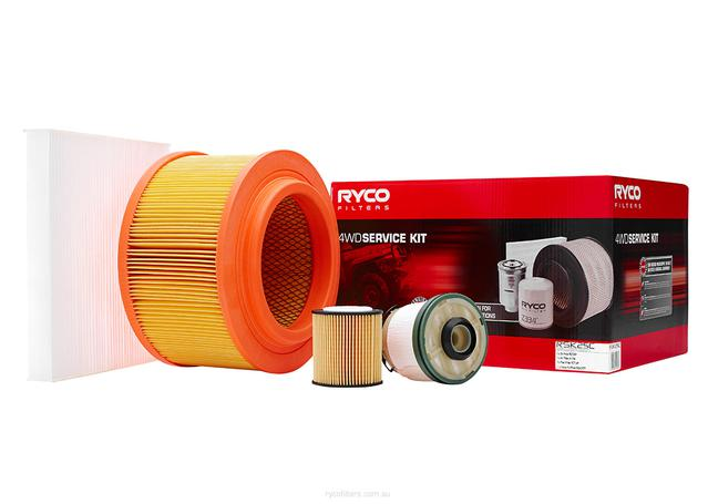 Ryco Filter Service Kit 4x4 RSK25C Sparesbox - Image 1