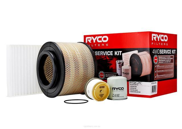 Ryco Filter Service Kit 4x4 RSK2C Sparesbox - Image 1