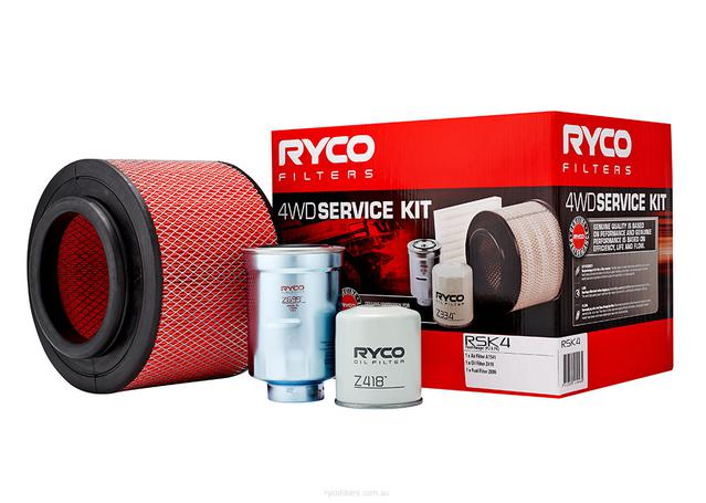Ryco Filter Service Kit 4x4 RSK4 Sparesbox - Image 1