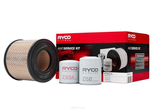 Ryco Filter Service Kit 4x4 RSK5 Sparesbox - Image 1