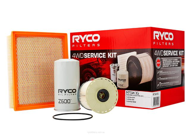 Ryco Filter Service Kit 4x4 RSK6 Sparesbox - Image 1