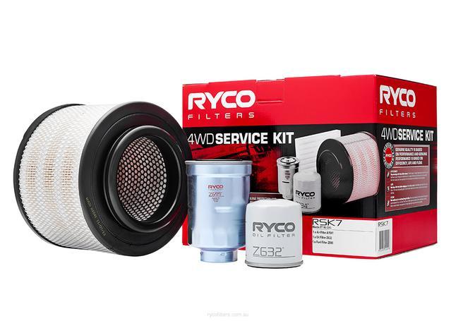 Ryco Filter Service Kit 4x4 RSK7 Sparesbox - Image 1