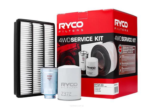 Ryco Filter Service Kit 4x4 RSK8 Sparesbox - Image 1
