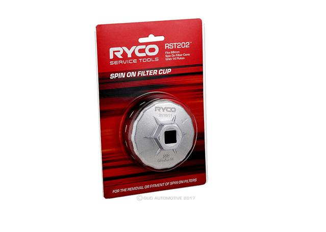 Ryco Spin On Filter Cup RST202 Sparesbox - Image 1