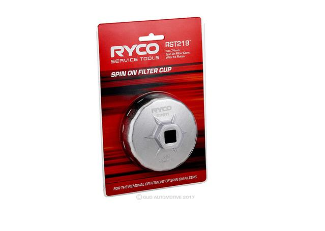Ryco Spin On Filter Cup RST219 Sparesbox - Image 1