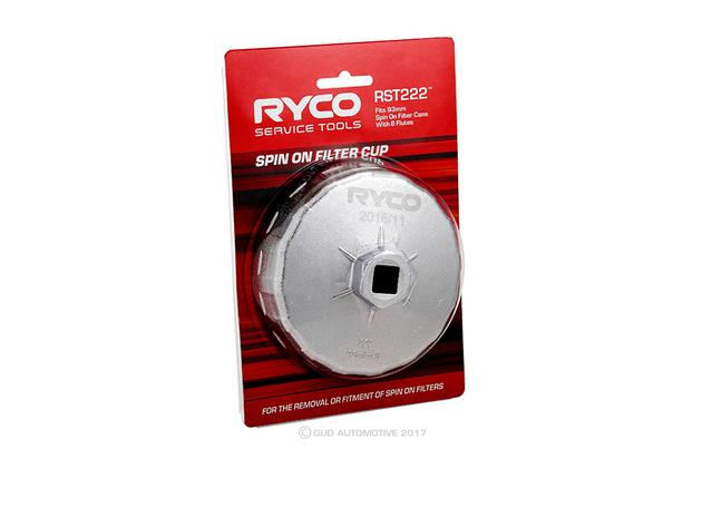 Ryco Spin On Filter Cup RST222 Sparesbox - Image 1