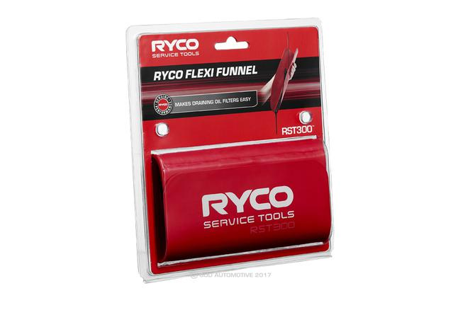 Ryco Flexible Funnel RST300 Sparesbox - Image 1
