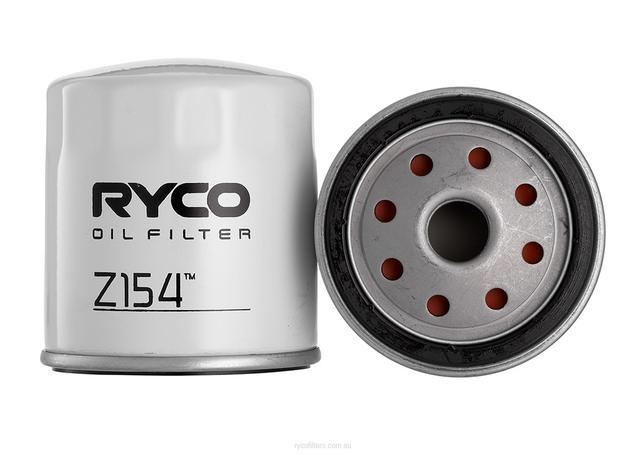 Ryco Oil Filter Z154 Sparesbox - Image 1