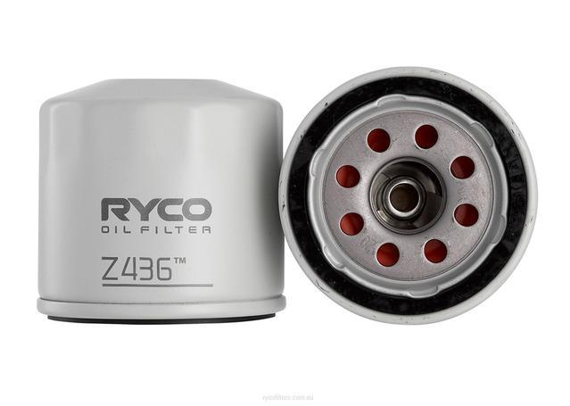 Ryco Oil Filter Z436 Sparesbox - Image 1