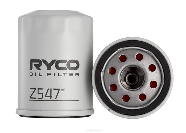 Ryco Oil Filter Z547 Sparesbox - Image 1