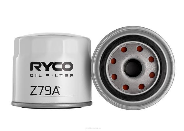Ryco Oil Filter Z79A Sparesbox - Image 1