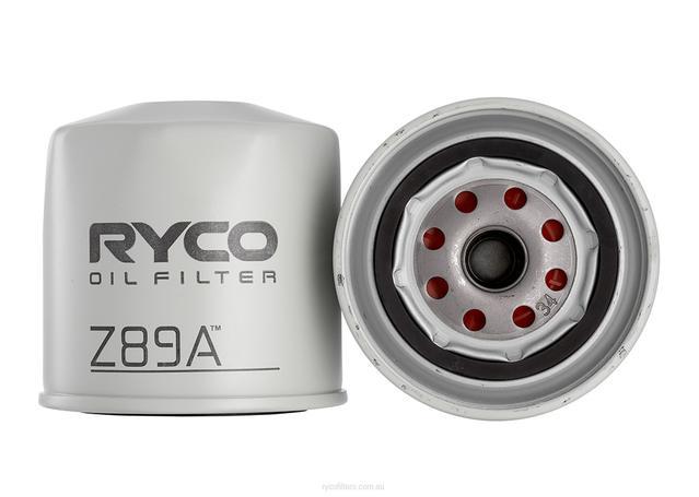 Ryco Oil Filter Z89A Sparesbox - Image 1