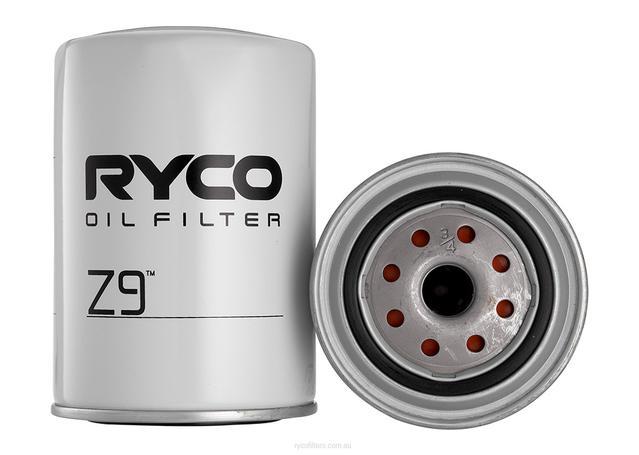 Ryco Oil Filter Z9 Sparesbox - Image 1