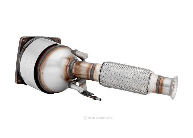 Ryco Diesel Particulate Filter  RPF344 Sparesbox - Image 1