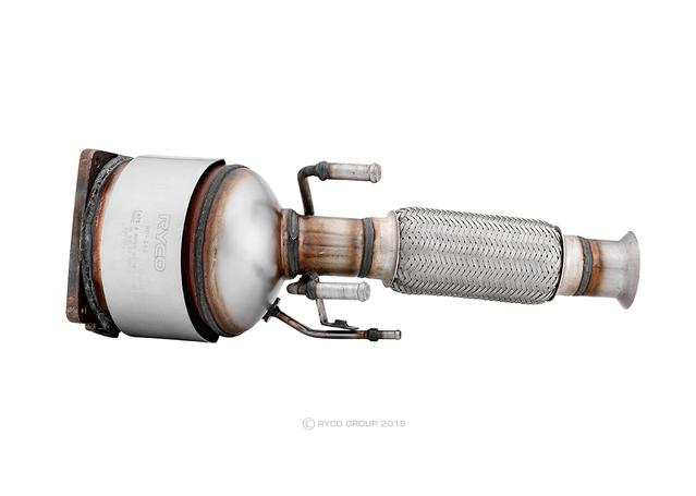 Ryco Diesel Particulate Filter  RPF344 Sparesbox - Image 2