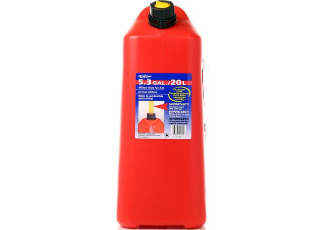 Scepter Fuel Can Plastic 20L Sparesbox - Image 2