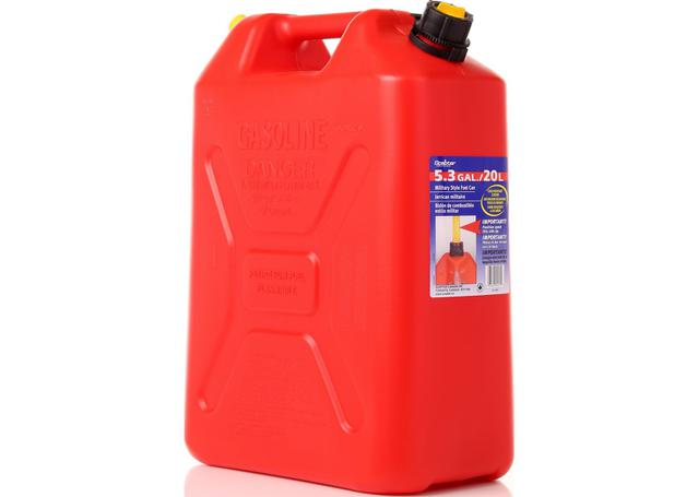 Scepter Fuel Can Plastic 20L Sparesbox - Image 3