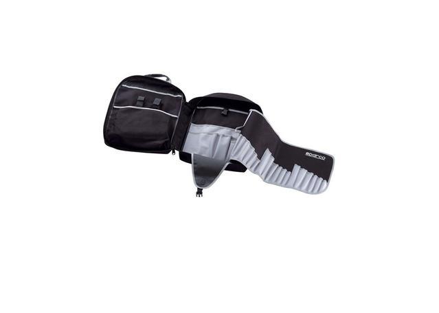 Sparco Professional Utility Tool Bag 01644NGR Sparesbox - Image 4