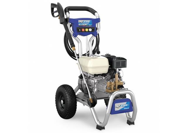 SP Tools Pressure Washer Petrol 3000Psi Honda Powered Sparesbox   Image 1