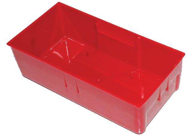 SP Tools Storage Plastic Bin 150mmlx75mmwx45mmh (Pk5)  Sparesbox - Image 1