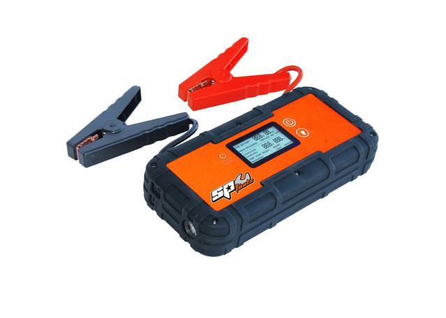 Sp Tools Ultra Capacitor Jump Starter 700a Sparesbox
