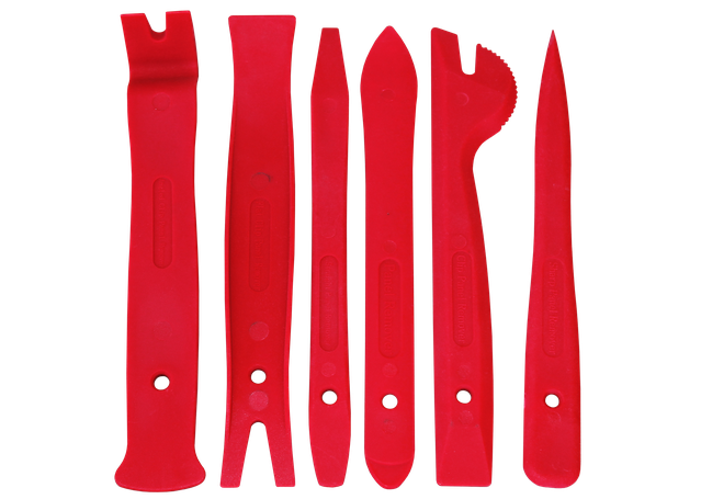 888 By SP Tools Trim Removal 6Pc Set Sparesbox - Image 1