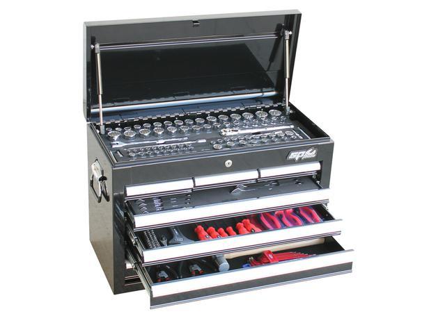 888 Tools By SP Tools Tool Box Kit 169pc Sparesbox - Image 1