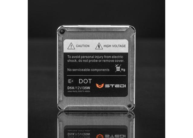 STEDI HID Xenon 35W Headlight Conversion Kit - D5S & D5R Sparesbox - Image 4