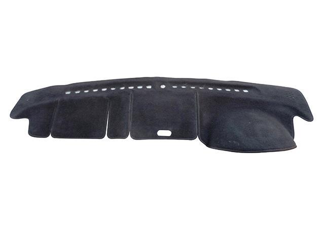Sunland Dashmat fits ISUZU MU-X (LS-M/LS-U - 11/13 On) - Black Sparesbox - Image 2