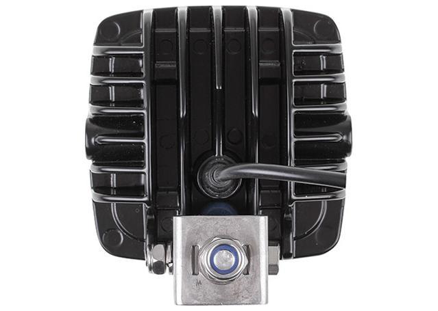 Thunder Work Light Sqaure 12/24V 9 LED 110mm Sparesbox - Image 3