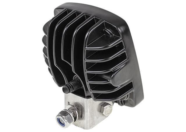 Thunder Work Light Sqaure 12/24V 9 LED 110mm Sparesbox - Image 4