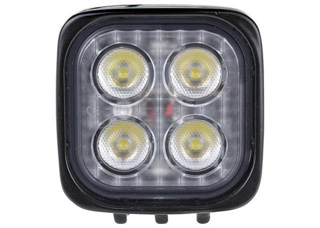 Thunder Work Light Sqaure (4 LED) TDR08208 Sparesbox - Image 2