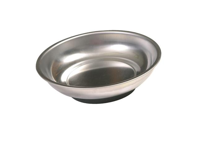 Toledo Magnetic Stainless Steel Tray 150mm 301006 Sparesbox - Image 1