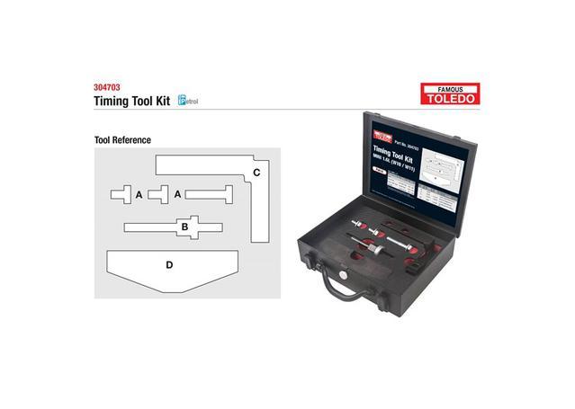 Toledo Timing Tool Kit 304703 Sparesbox - Image 1