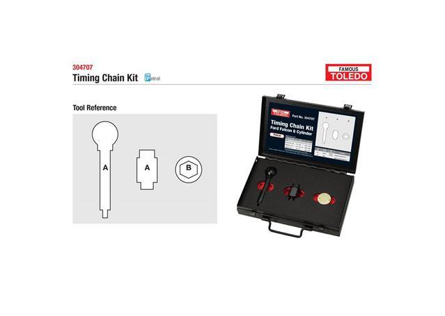 Toledo Timing Chain Kit 304707 Sparesbox - Image 1