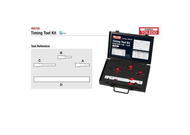 Toledo Timing Tool Kit 304730 Sparesbox - Image 1